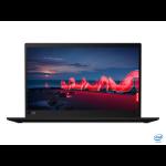 """Lenovo ThinkPad X1 Carbon Ultraportable Black 35.6 cm (14"""") 1920 x 1080 pixels 10th gen Intel® Core™ i7 16 GB LPDDR3-SDRAM 512 GB SSD Wi-Fi 6 (802.11ax) Windows 10 Pro"""