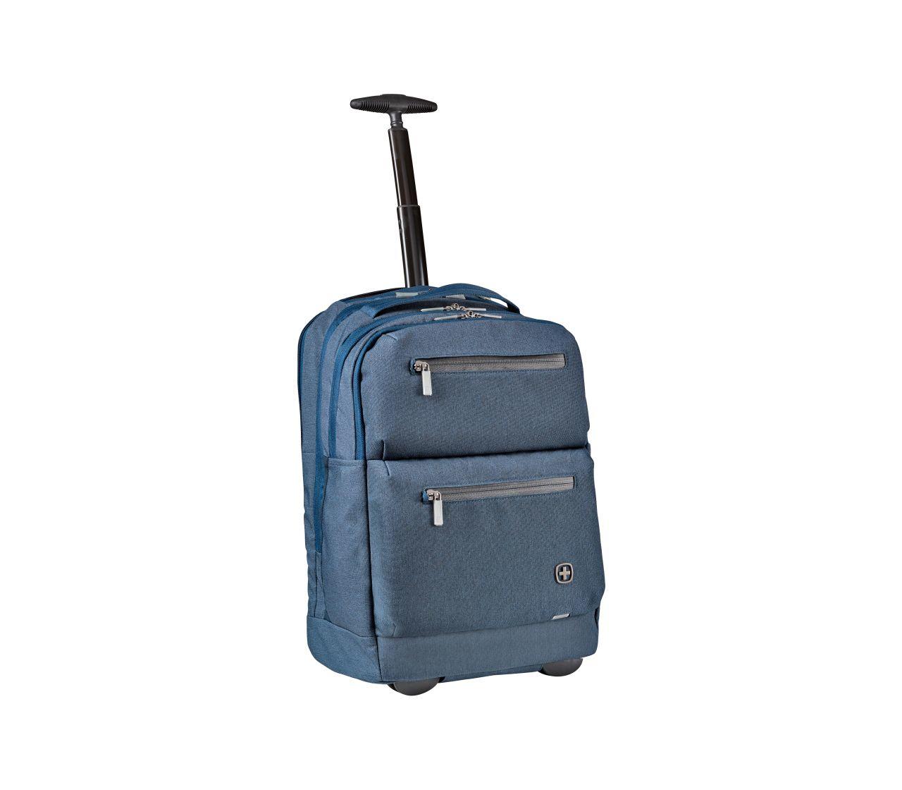 Wenger/SwissGear CityPatrol Rolling 16'' Trolley Blue Polyester 24 L