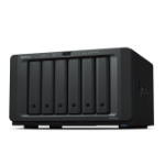 Synology DiskStation DS1621xs+ D-1527 Ethernet LAN Desktop Black NAS