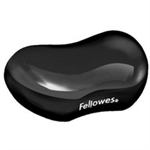 Fellowes 9112301 wrist rest Polyurethane Black