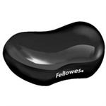 Fellowes 9112301 Polyurethane Black wrist rest