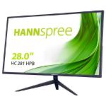 """Hannspree HC 281 HPB 71.1 cm (28"""") 1920 x 1080 pixels Full HD Black"""
