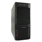 LC-Power 925B Midi Tower Black 600 W
