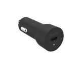 Mophie 409903508 oplader voor mobiele apparatuur Auto Zwart