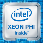 Intel Xeon ® Phi™ Processor 7255 (16GB, 1.1 GHz, 68 Core) 1.10GHz 34MB L2 processor