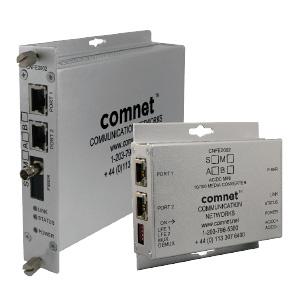 ComNet CNFE2002M1B/M network media converter 100 Mbit/s 1550 nm Multi-mode