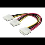 ASSMANN Electronic AK-430400-002-M interne stroomkabel 0,2 m