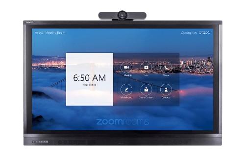 "Avocor ALZ-6550 touch screen monitor 165.1 cm (65"") 3840 x 2160 pixels Black Multi-touch"