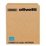 Olivetti B0892 Toner cyan, 4.5K pages @ 5% coverage