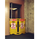 FSMISC ELEVATOR GUARD SET OF 2 YELLOW 309809856