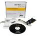 StarTech.com 1 Port PCI 10/100/1000 32 Bit Gigabit Ethernet Network Adapter Card ST1000BT32