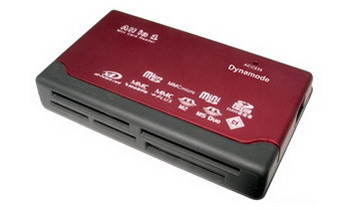 Dynamode USB-CR-6P card reader