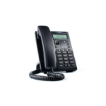 Mitel 80C00005AAA-A Wired handset 2lines LCD Black IP phone