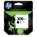 HP 300XL Black Ink Cartridge Original Negro 1 pieza(s)