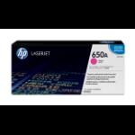 HP 650A Origineel Magenta 1 stuk(s)