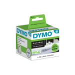 DYMO 1983172 DirectLabel-etikettes, 36mm x 89mm, Pack qty 260