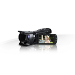 Canon LEGRIA HF G25 Handheld camcorder 2.37MP CMOS Full HD Black