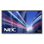 "NEC P463 PG Digital signage flat panel 46"" LED Full HD Black"