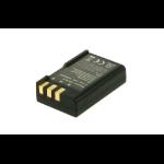 2-Power Digital Camera Battery 7.4V 700mAh