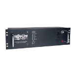 Tripp Lite LCR2400 line conditioner 14 AC outlet(s) Black 2400 W