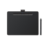 "Wacom CTL-6100WL graphic tablet 2540 lpi 8.5 x 5.31"" (216 x 135 mm) Bluetooth Black"