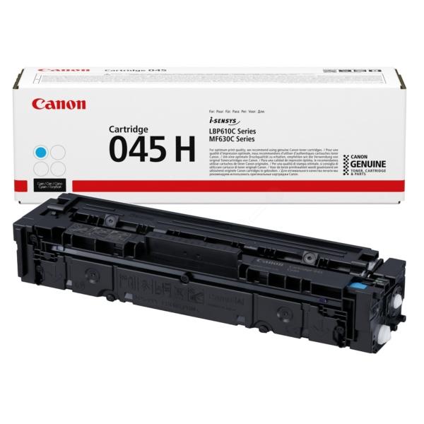 Canon 1245C002 (045H) Toner cyan, 2.2K pages
