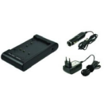 2-Power CBC9200E Indoor battery charger Black battery charger