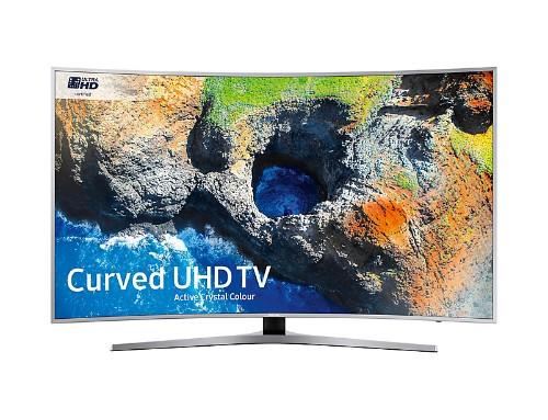 "Samsung UE49MU6500U 49"" 4K Ultra HD Smart TV Wi-Fi Silver LED TV"