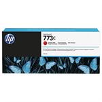 HP C1Q38A (773C) Ink cartridge red, 775ml