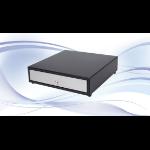 International Cash Drawer 3S-423 Stainless steel, Steel Black, White