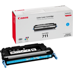Canon 1659B002 (711C) Toner cyan, 6K pages 1659B002AA