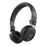 JLab Audio Studio ANC Headphones Head-band Bluetooth Black HBASTUDIOANCRBLK4