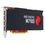 HP AMD FirePro W7100 8GB Graphics Card