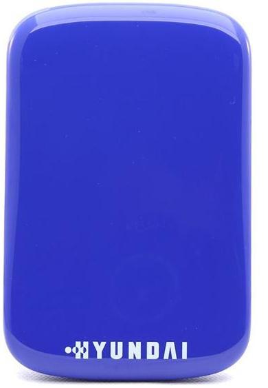 SSD Hyundai Hs2 512GB External USB3 Blue Hummingbird