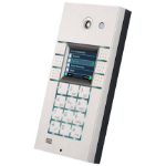 2N Telecommunications Helios IP Vario White door intercom system