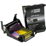 Zebra 800011-140 printer ribbon 100 pages Black,Cyan,Magenta,Yellow