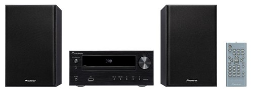 Pioneer X-HM26D-B home audio set Home audio micro system Black 30 W