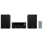 Pioneer X-HM26D-B Home audio micro system 30W Black home audio set