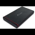 "Fantec 225U3-6G 2.5"" USB powered Black"