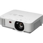 NEC P474UG LCD Projector/ WUXGA/ 4700ANSI/ 18000:1/ HDMI/ 20W x1/ HDBaseT / USB Display