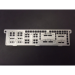 Supermicro MCP-260-00094-0N computer case part Rack I/O shield