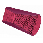 Logitech X300 Stereo portable speaker Red