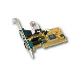EXSYS EX-41052 - 2S Universal PCI Serial card 32-Bit interface cards/adapter