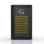 G-Technology ArmorLock 2000 GB Black, Yellow