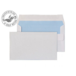 Blake Purely Everyday White Self Seal Wallet 89X152mm 80gsm (Pack 1000)
