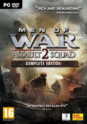 Nexway 800551 video game add-on/downloadable content (DLC) Video game downloadable content (DLC) PC Men of War:Assault Squad 2 Español