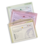 Snopake Polyfile A5 Clear Polypropylene (PP) Transparent
