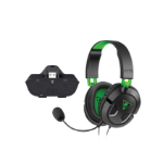 Turtle Beach TBS-0285-01 headphones/headset Head-band Black,Green