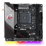 Asrock X570 PHANTOM GAMING-ITX/TB3 AMD X570 AM4 Mini ITX  HDMI DP Wi-Fi PCIe4 RGB Lighting Thunderbolt 3