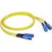 C2G 7m SC/SC Duplex 9/125 Single-Mode Fibre Patch Cable